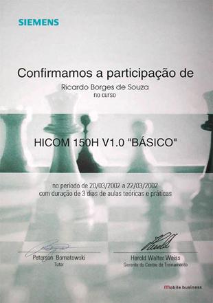Hicom 150 básico
